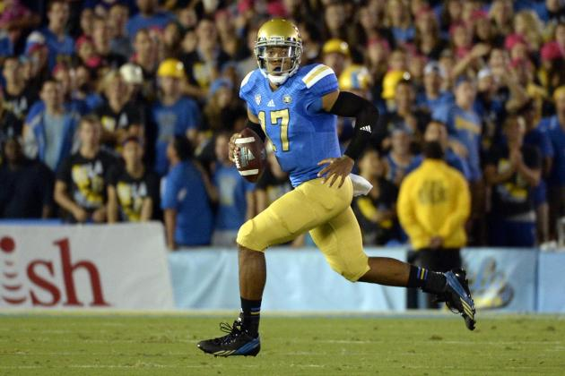 Cal vs. UCLA: Key Improvements Bruins Must Make in Lopsided Battle