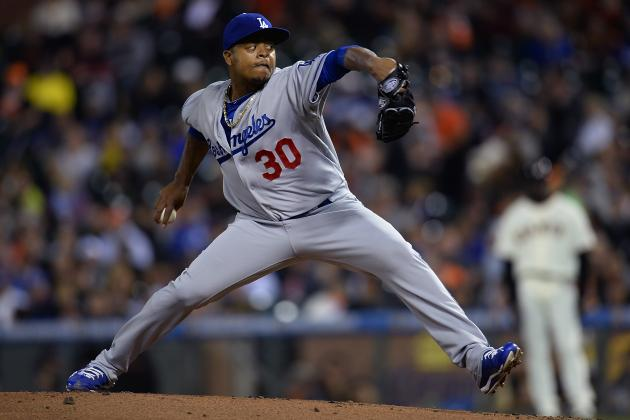 Carlos Marmol and Edinson Volquez Added to Dodgers Roster for NLCS