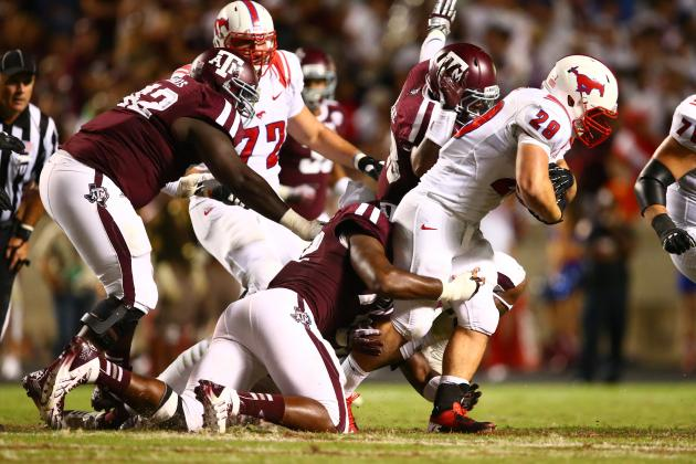 Texas A&M vs. Ole Miss: Aggies Defense Must Take Step Forward Against Rebels