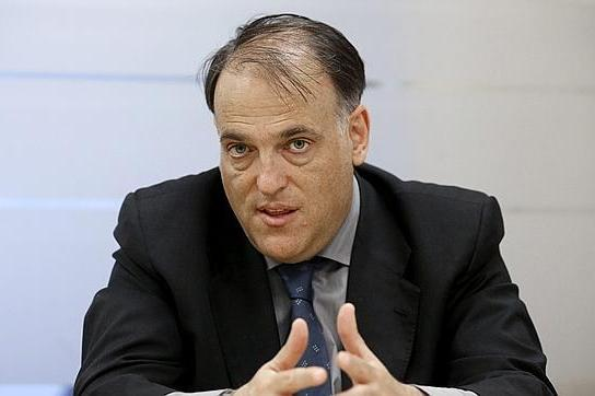 La Liga President Javier Tebas Claims 8-10 Matches Are Fixed Every Season