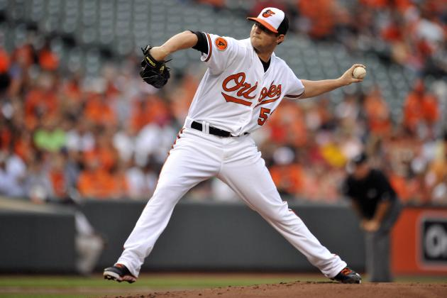 Now out of Options, 2014 Could Be Make-or-Break Year for Zach Britton