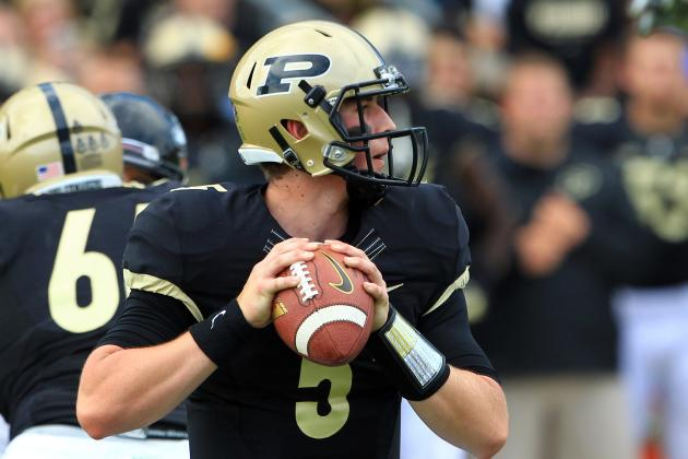 Is Youth Movement at Quarterback Setting Big Ten Up for Future Success?