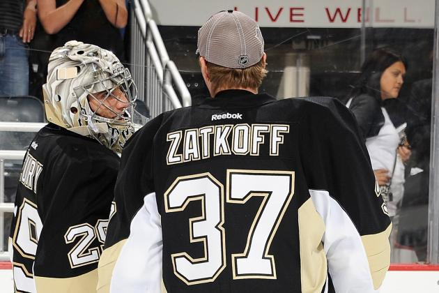Zatkoff to Make NHL Debut Tonight in Florida