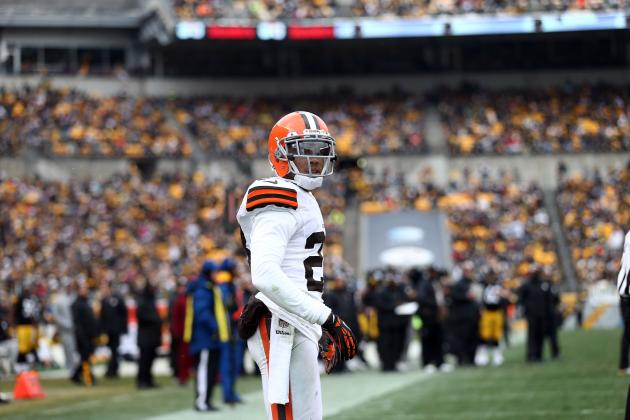 Browns Secondary Following Joe Haden's Example