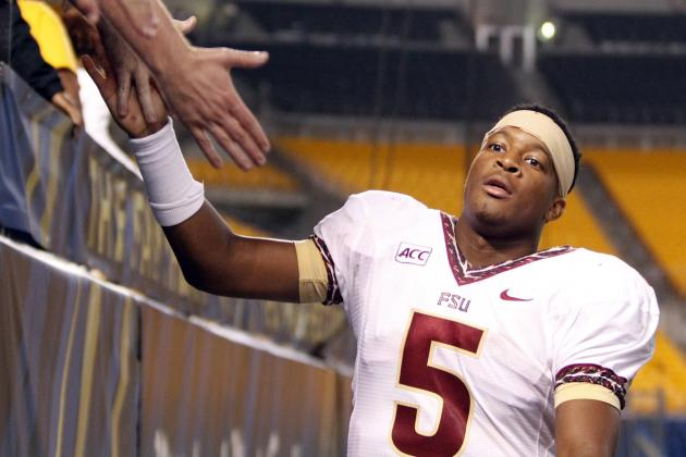 FSU QB Jameis Winston to Judge Dunk Contest at Seminole Madness
