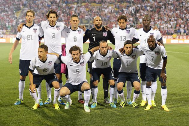 United States vs. Jamaica: Live Player Ratings for USMNT