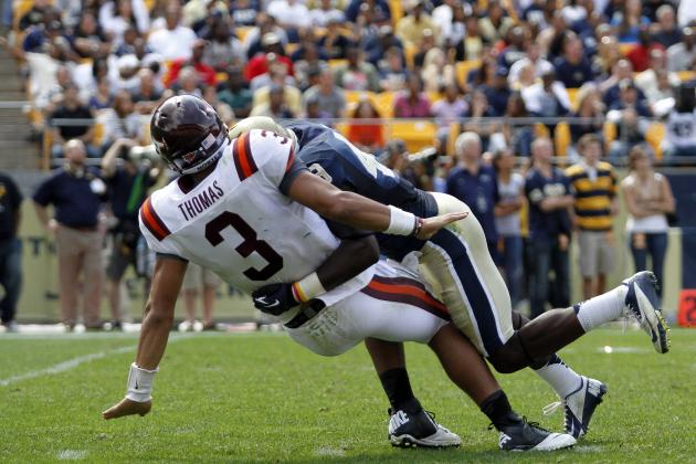 Why Virginia Tech Football's Matchup with Pittsburgh Could Be a Trap Game
