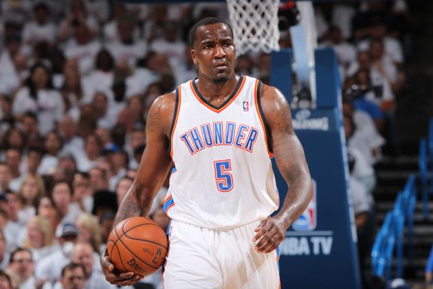 Why Haven't OKC Thunder Amnestied Kendrick Perkins Yet?
