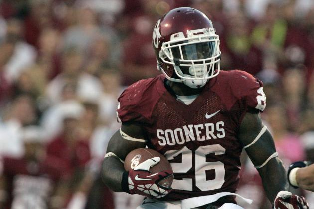 Red River Rivalry: OU-Texas Matchups