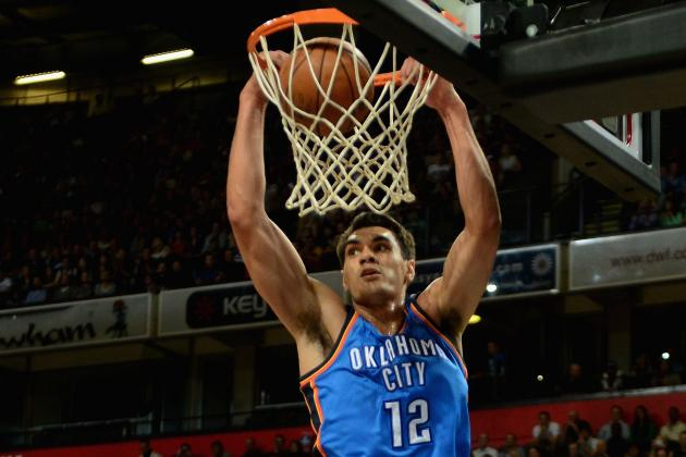 OKC Thunder: Could Steven Adams Break into the Rotation Right Away?