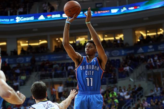 Thunder Not Worried About Jeremy Lamb's Shooting Struggles