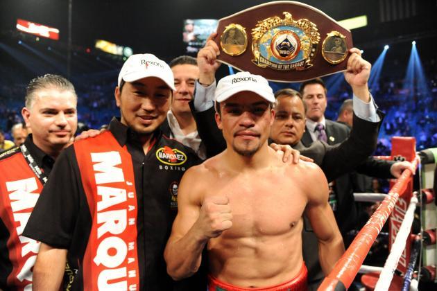 Juan Manuel Marquez Must Leave Comfort Zone to Defeat Timothy Bradley