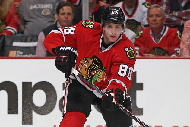 Blackhawks Notes: Kane's Focus Not on Numbers