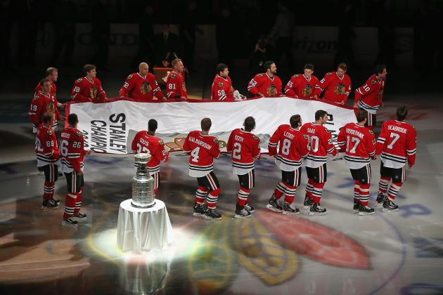 The Blackhawks' Stanley Cup Rings Cost How Much?