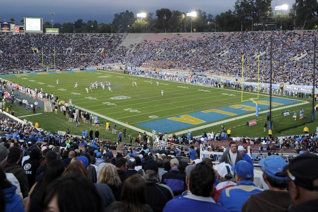 Former UCLA Player Andy Meyers Donates $1 Million to Football Facility