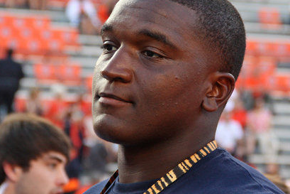 JUCO Center Xavier Dampeer: 'Auburn Fit Like a Glove'