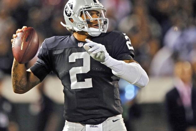 Terrelle Pryor: Al Davis' Last Pick Could Turn Out to Be One of His Best