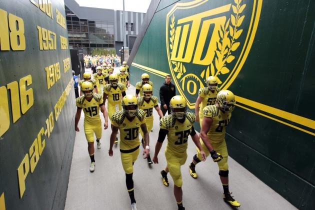 Oregon Football Unveils Amazing New Recruiting Website