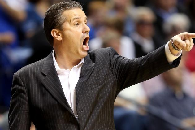Calipari Says Young Cats Are Jelling Already