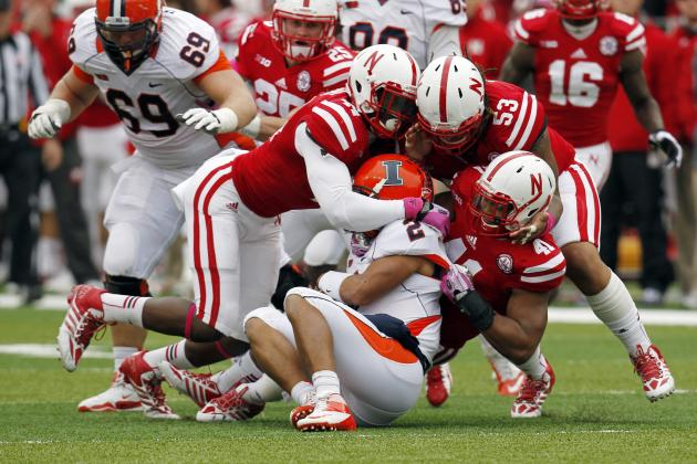Nebraska's Defense Getting Better with Experience and Health