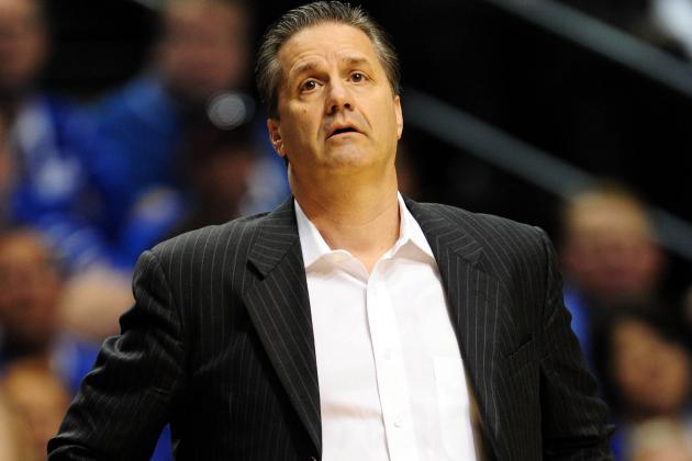 Calipari's Comments to Lexington Rotary Contain Really Encouraging Comments