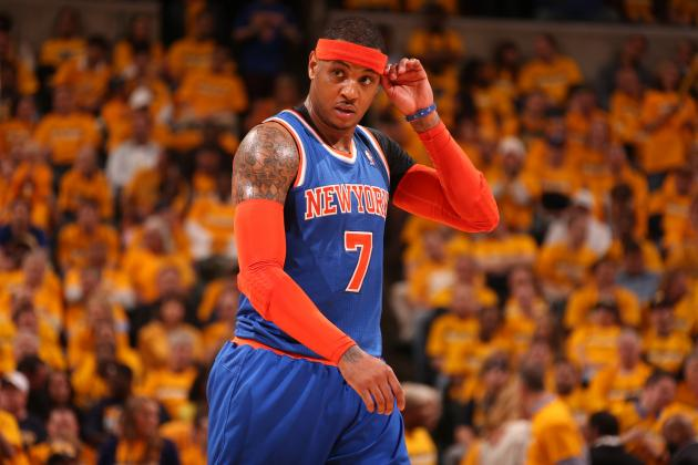 Will Carmelo Anthony's Job Be Easier as NY Knicks Leader This Season?