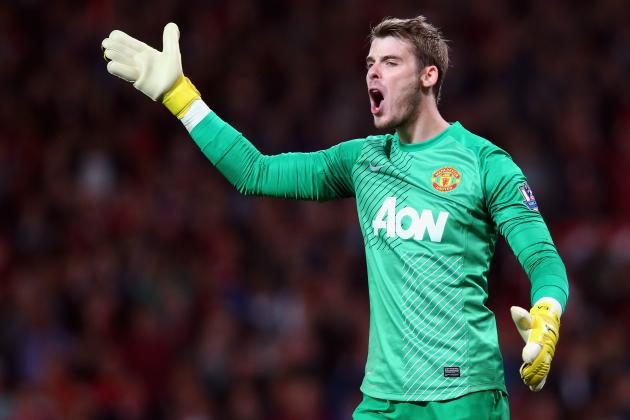 Manchester United Must Not Risk Losing David De Gea to Barcelona