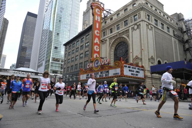 Chicago Marathon 2013: Route, Start Time, Date and TV Info