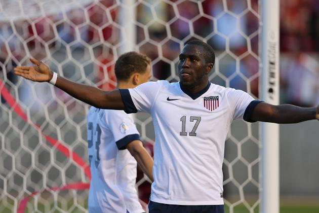 USMNT Announces Starting XI vs. Jamaica