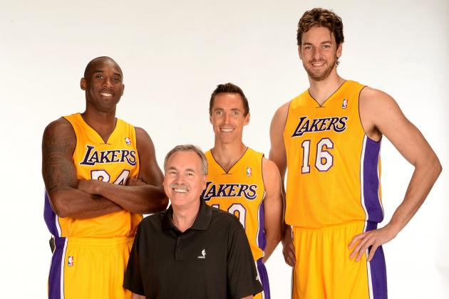 Scenarios Where LA Lakers Do the Unthinkable and Tank 2013-14 Season