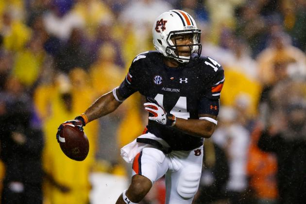 Nick Marshall Injury: Updates on Auburn QB's Knee
