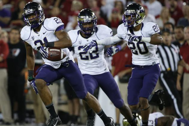 Oregon vs. Washington: Keys to Huskies Pulling Stunning Upset