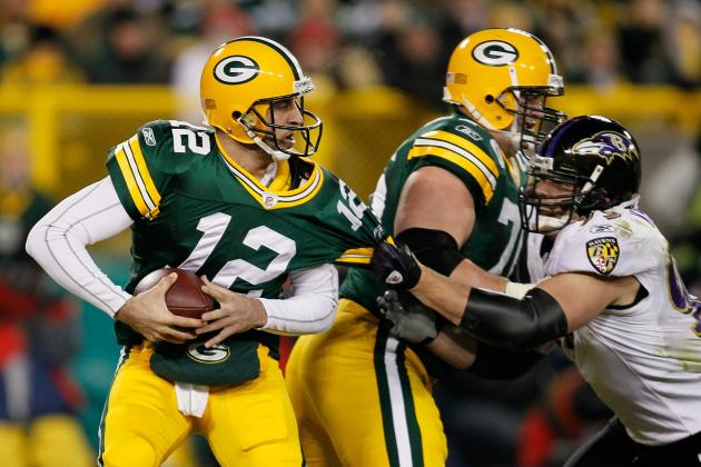 Packers vs. Ravens: Aaron Rodgers Will Beat Joe Flacco in Marquee QB Duel