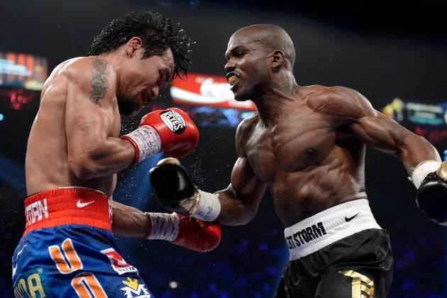 Timothy Bradley Will Be Fueled By Disrespect and Pro-Juan Manuel Marquez Crowd