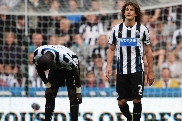 Why Fabricio Coloccini's Newcastle Struggles Are a Worry for Argentina