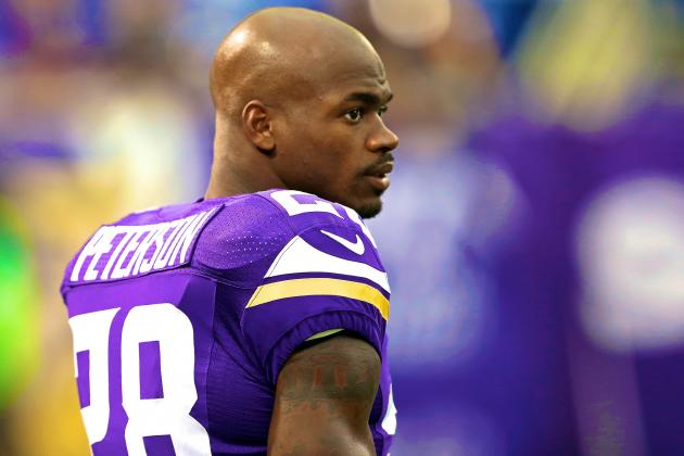 Adrian Peterson's Son Dies After Alleged Assault by Another Man