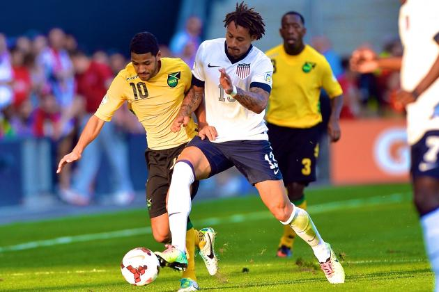 USA vs. Jamaica: World Cup Live Score, Highlights, Recap