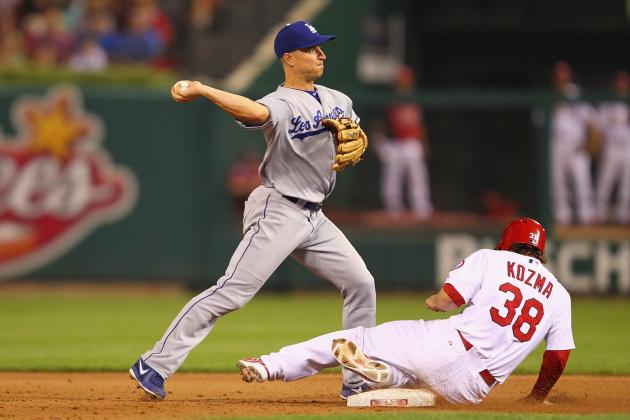 ESPN Gamecast: Dodgers vs. Cardinals