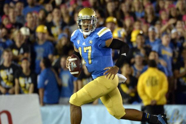 Cal vs UCLA: Pitiful Bears Defense Will Aid Brett Hundley's Heisman Trophy Stock