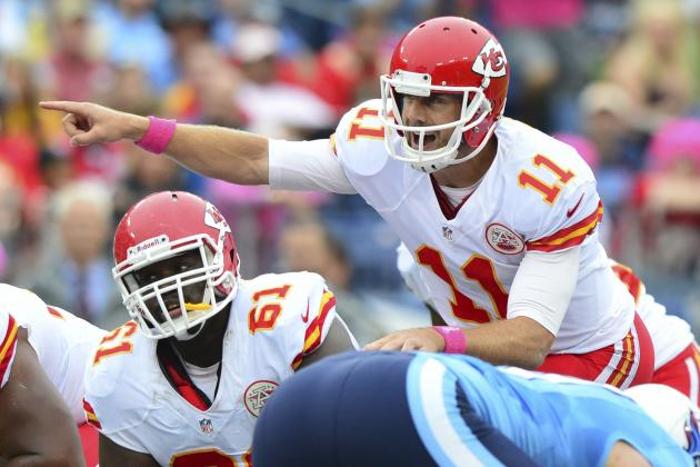 Is Alex Smith Getting Too Much Credit for Chiefs Fast Start?