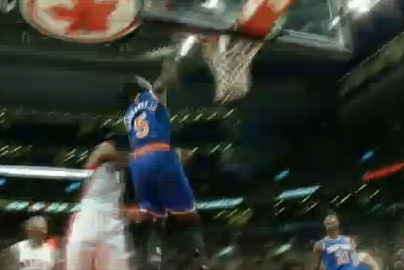 Video: Hardaway Throws Down 'Party Time!' Dunk