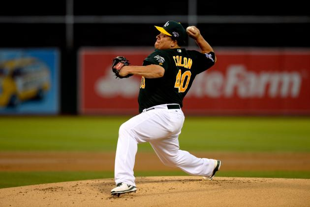 Oakland A's: Has Bartolo Colon Thrown His Last Pitch for the Club?