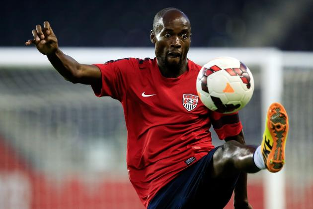 Beasley Leaves Match vs. Jamaica with Hamstring Issue