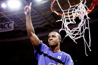 Jay Williams Enters the Duke Hall of Fame