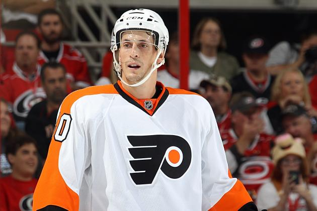 Vincent Lecavalier Injury: Updates on Flyers Star's Status, Likely Return Date
