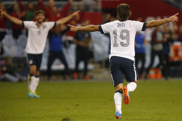 USMNT to Finish Year with November Friendly in Austria