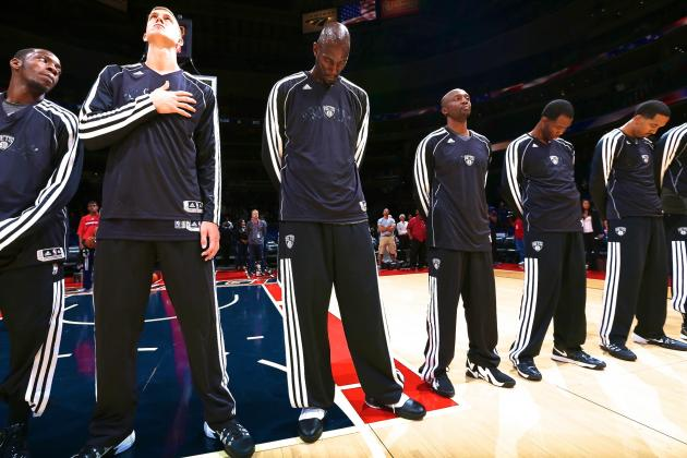 The Brooklyn Nets' Front Line Is Championship Caliber, but Is Rest of Roster?