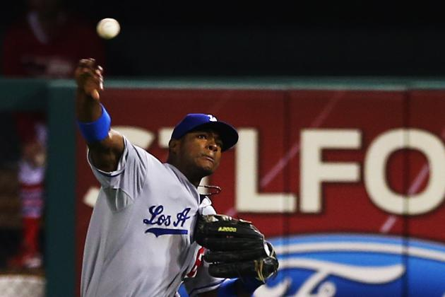 Watch Yasiel Puig Pull off Outstanding Catch-and-Throw Double Play