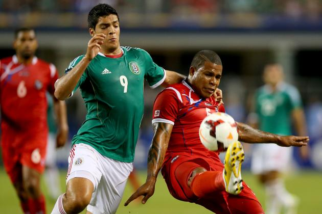 Mexico vs. Panama: Score, Grades and Post-Match Reaction