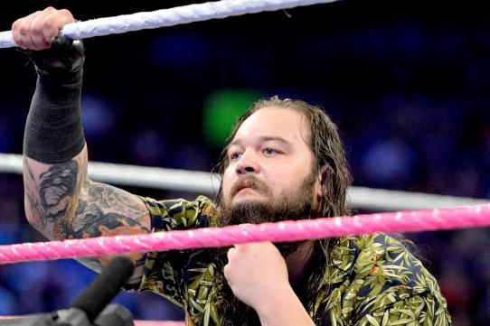 Bray Wyatt Receives World Heavyweight Championship Opportunity